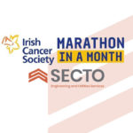 Marathon in a Month fundraiser
